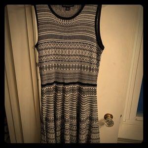 NWOT Cynthia Rowley Sleeveless thin knit dress.